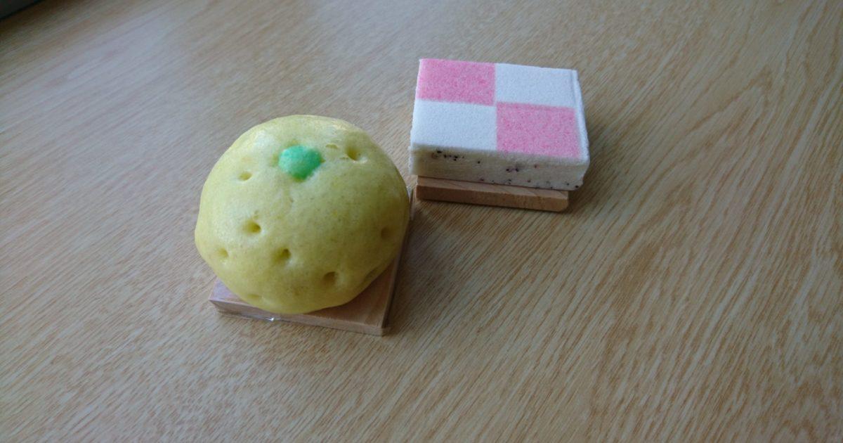 1月27日の和菓子