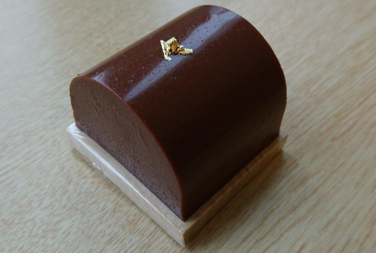 和菓子「チョコレート羊羹」