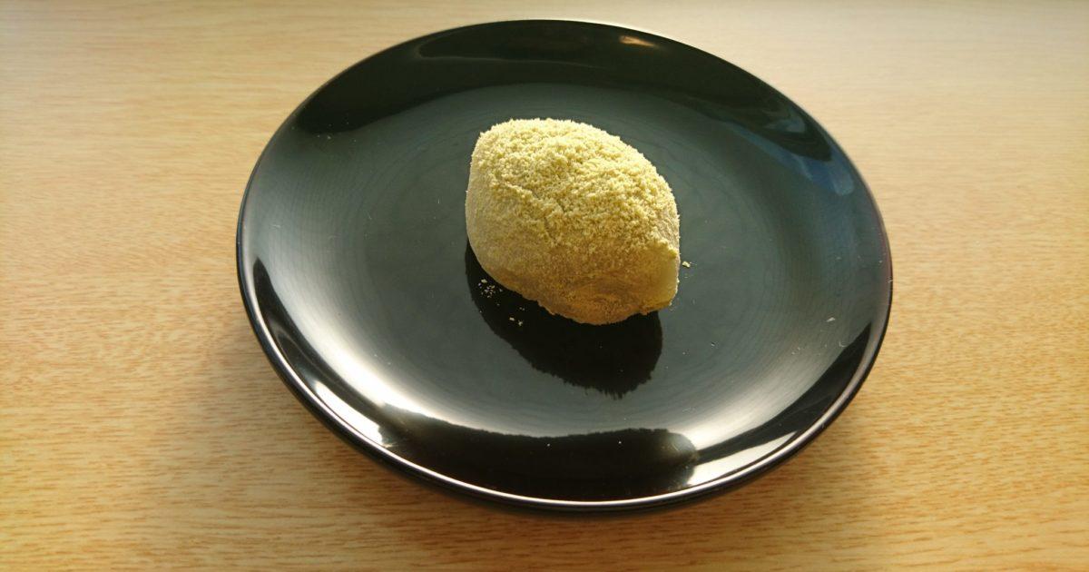 和菓子「うぐいす餅」