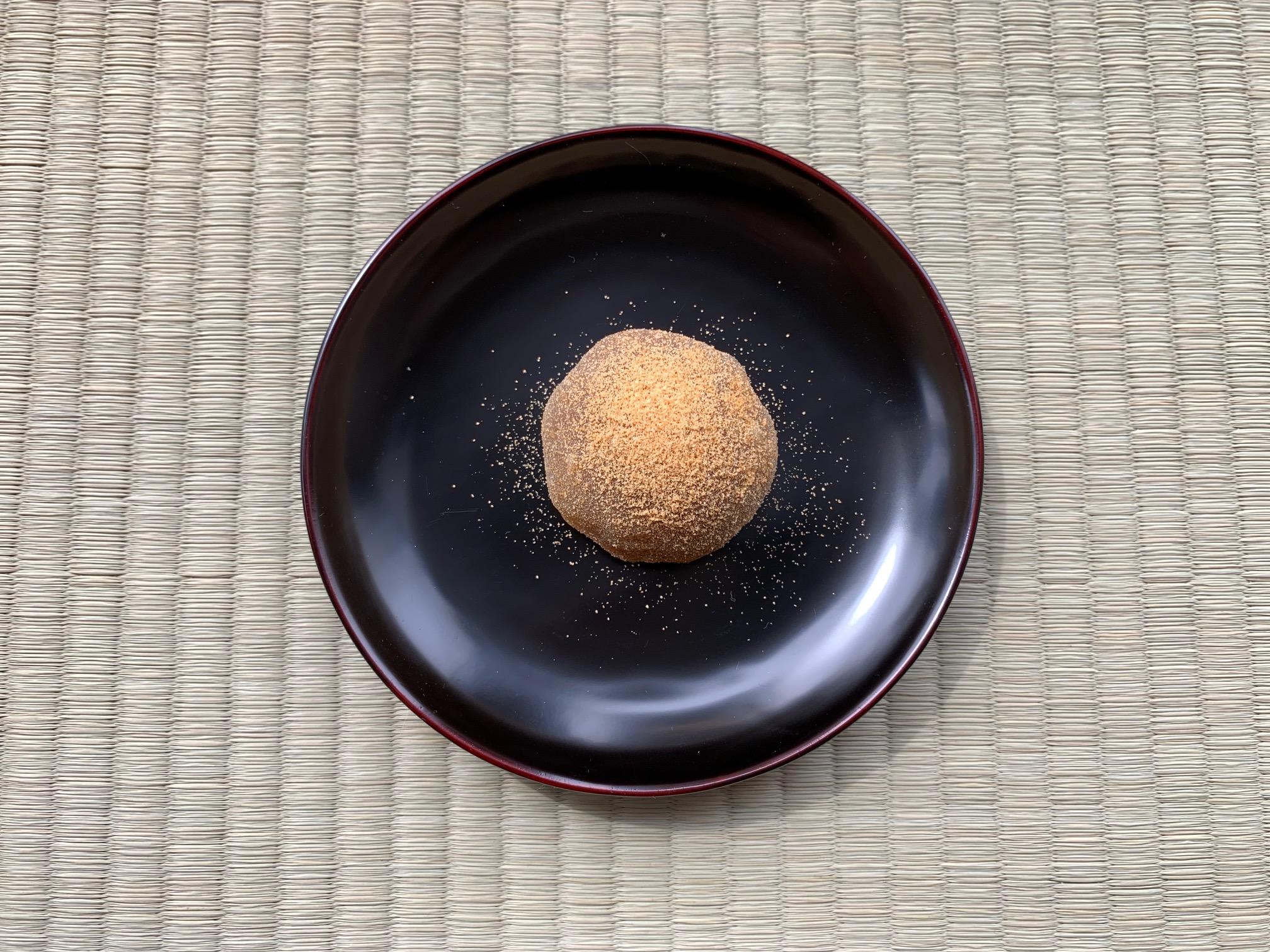 和菓子「わらび餅」